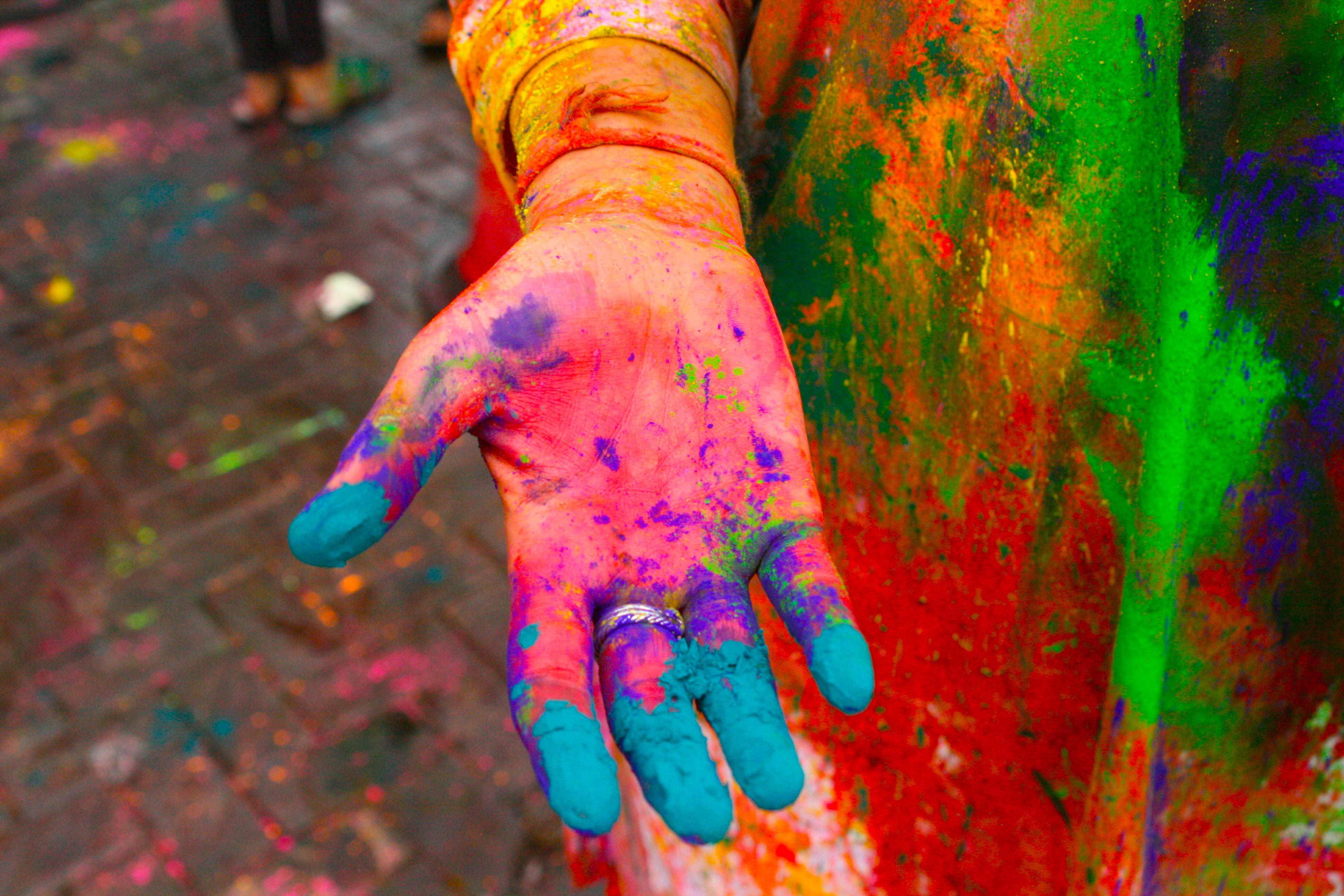 Happy Holi HD Images Wallpapers Pics Download 3888x2592