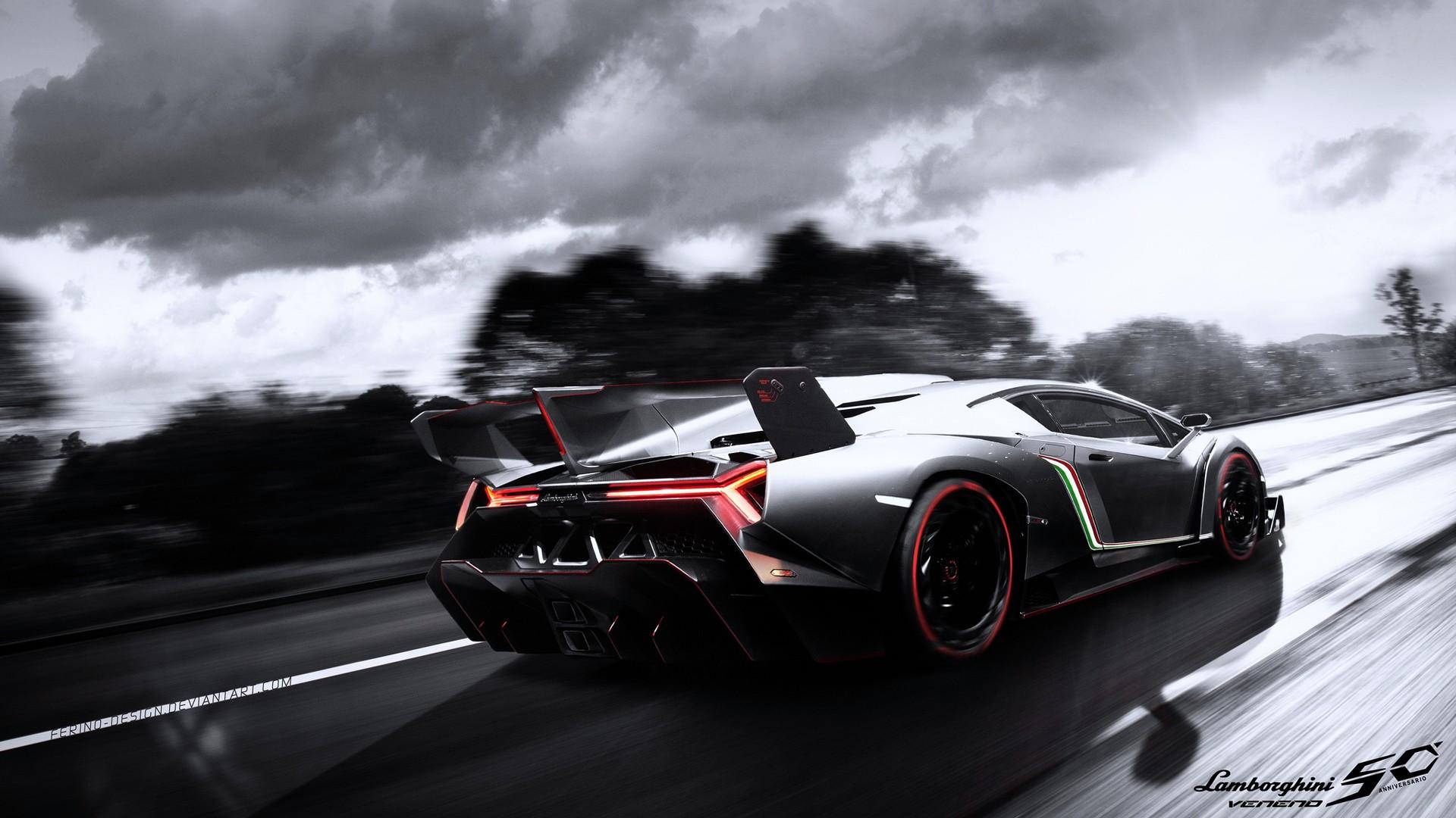 2013 Lamborghini Veneno Exclusive HD Wallpapers 4113 1920x1080