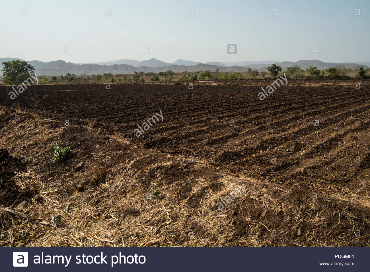 Tilled Land Stock Photos Tilled Land Stock Images   Alamy 1300x956