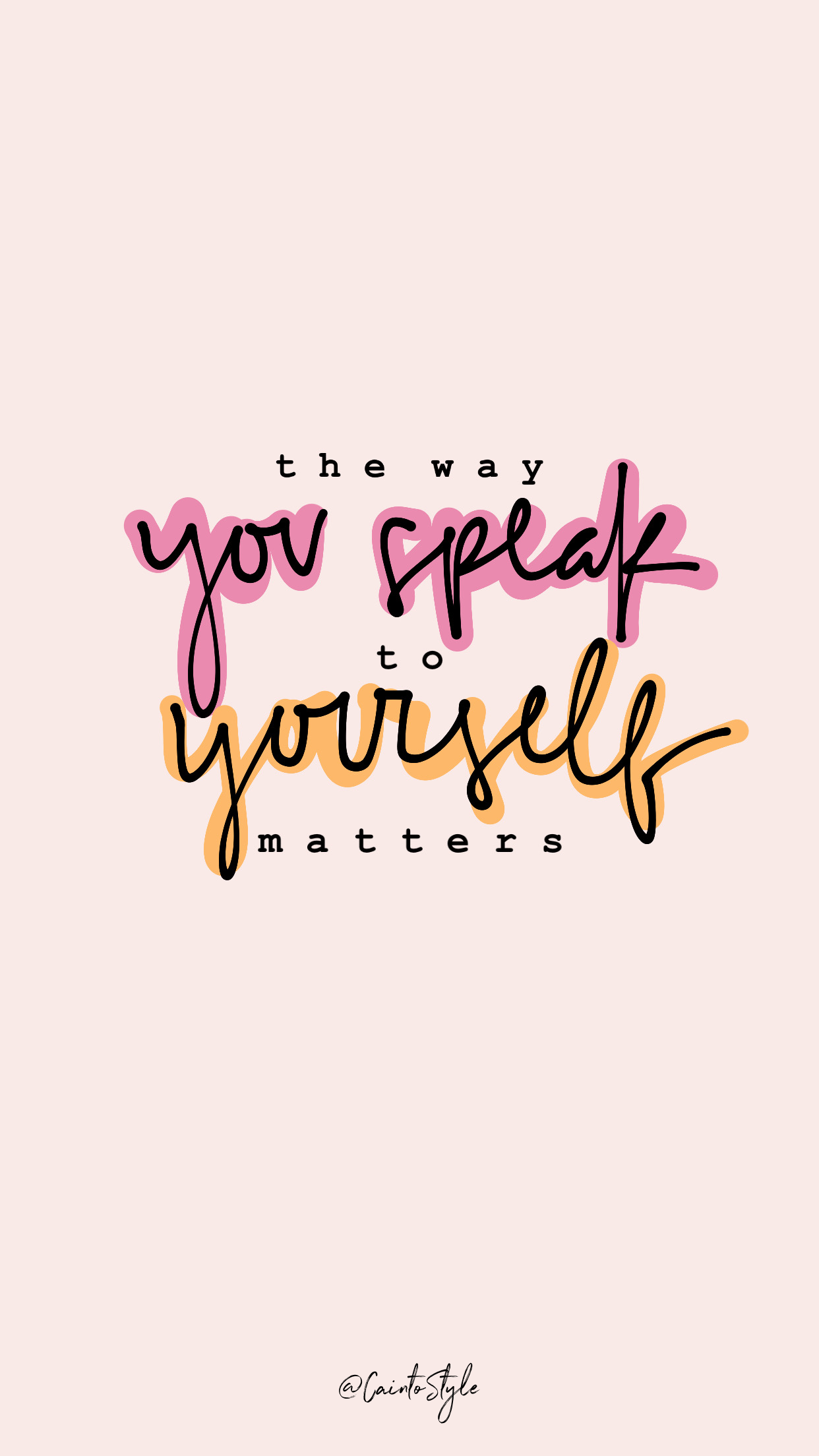 Encouraging Quotes iPhone Wallpaper Daily encouragement quotes 1242x2208