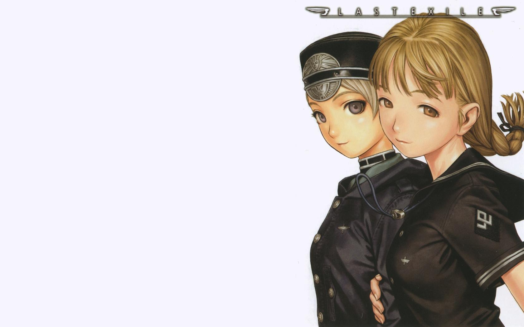 Muryou Anime Wallpaper Last Exile Tatiana Alister 1680x1050