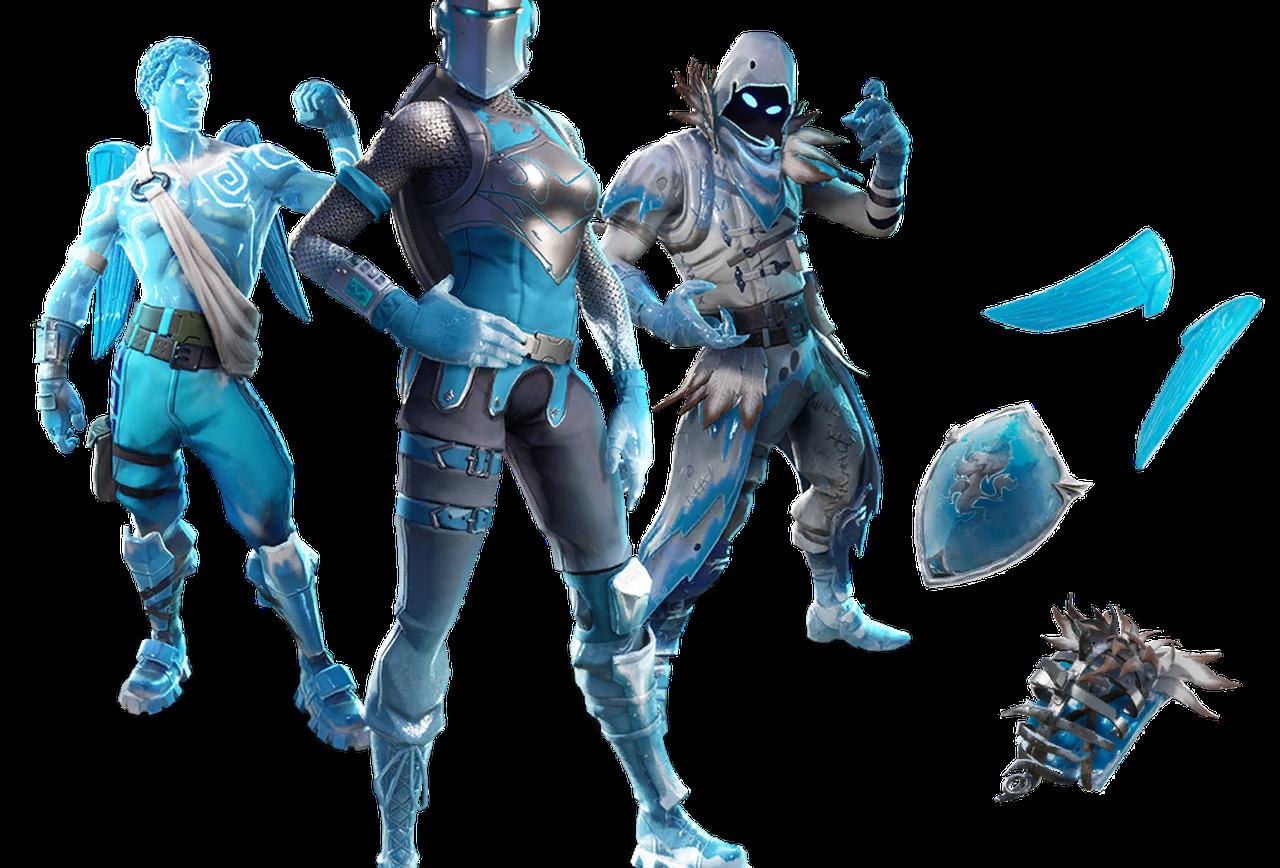Fortnite Frozen Legends Skin Bundle Leaks Online Where Iced Over 1280x868
