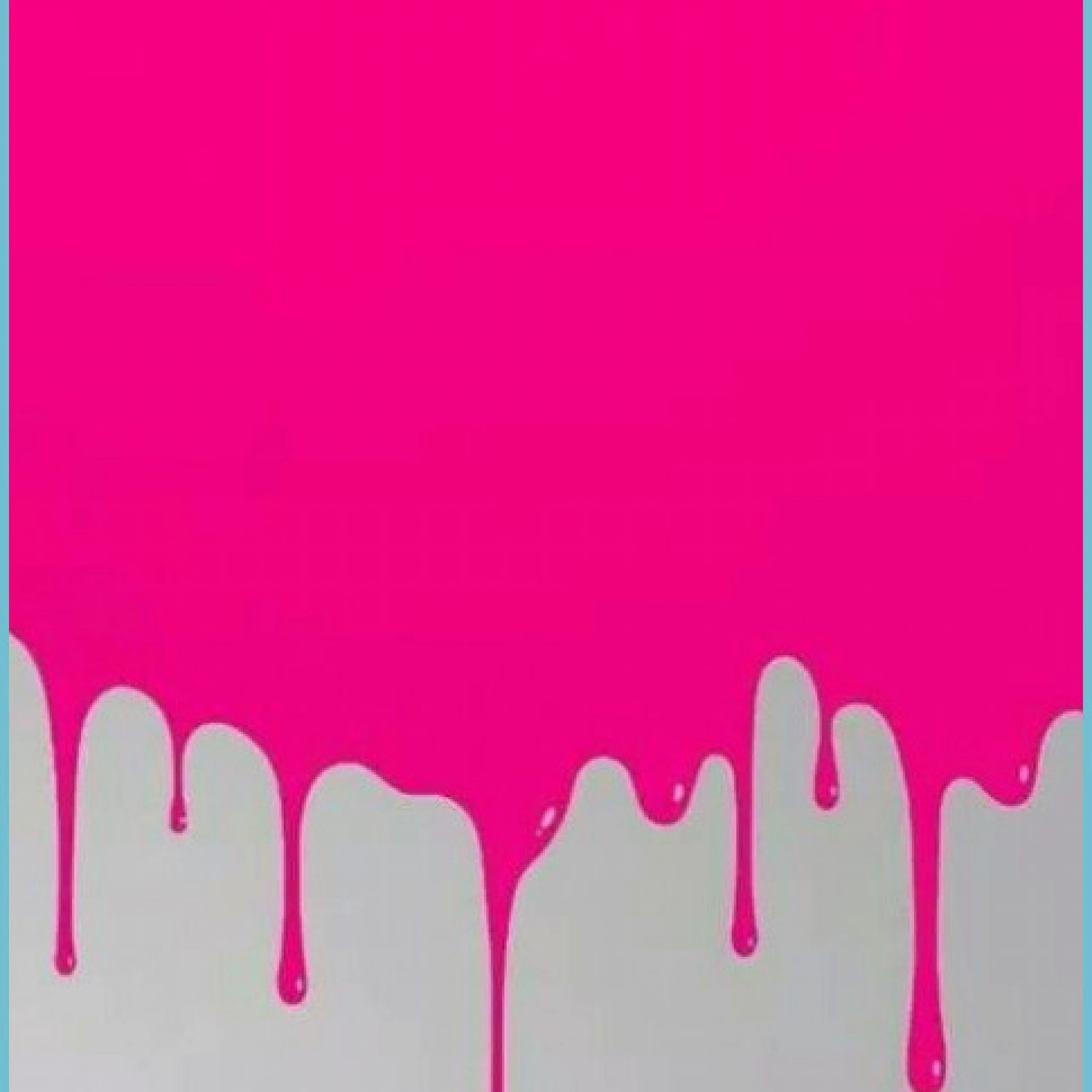 Hot Pink Drippy Wallpaper pink wallpapers girly 2048x2048