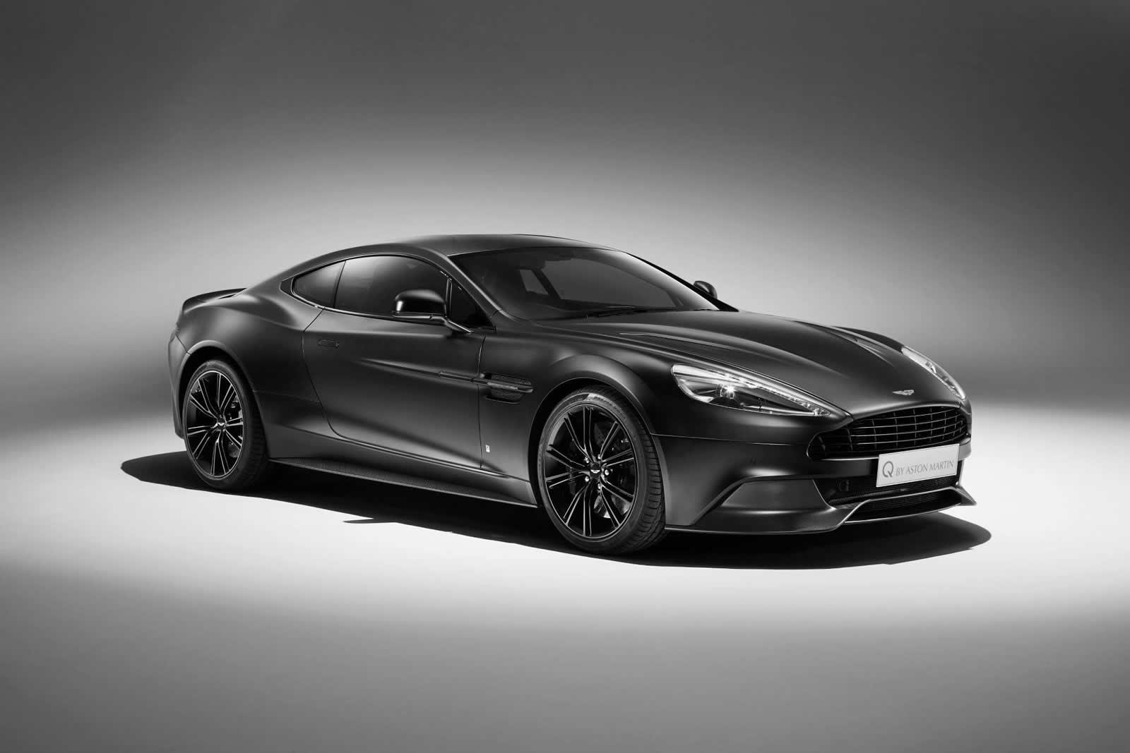 2015 Aston Martin Vanquish Carbon Black Hd Wallpapers Download 1600x1067