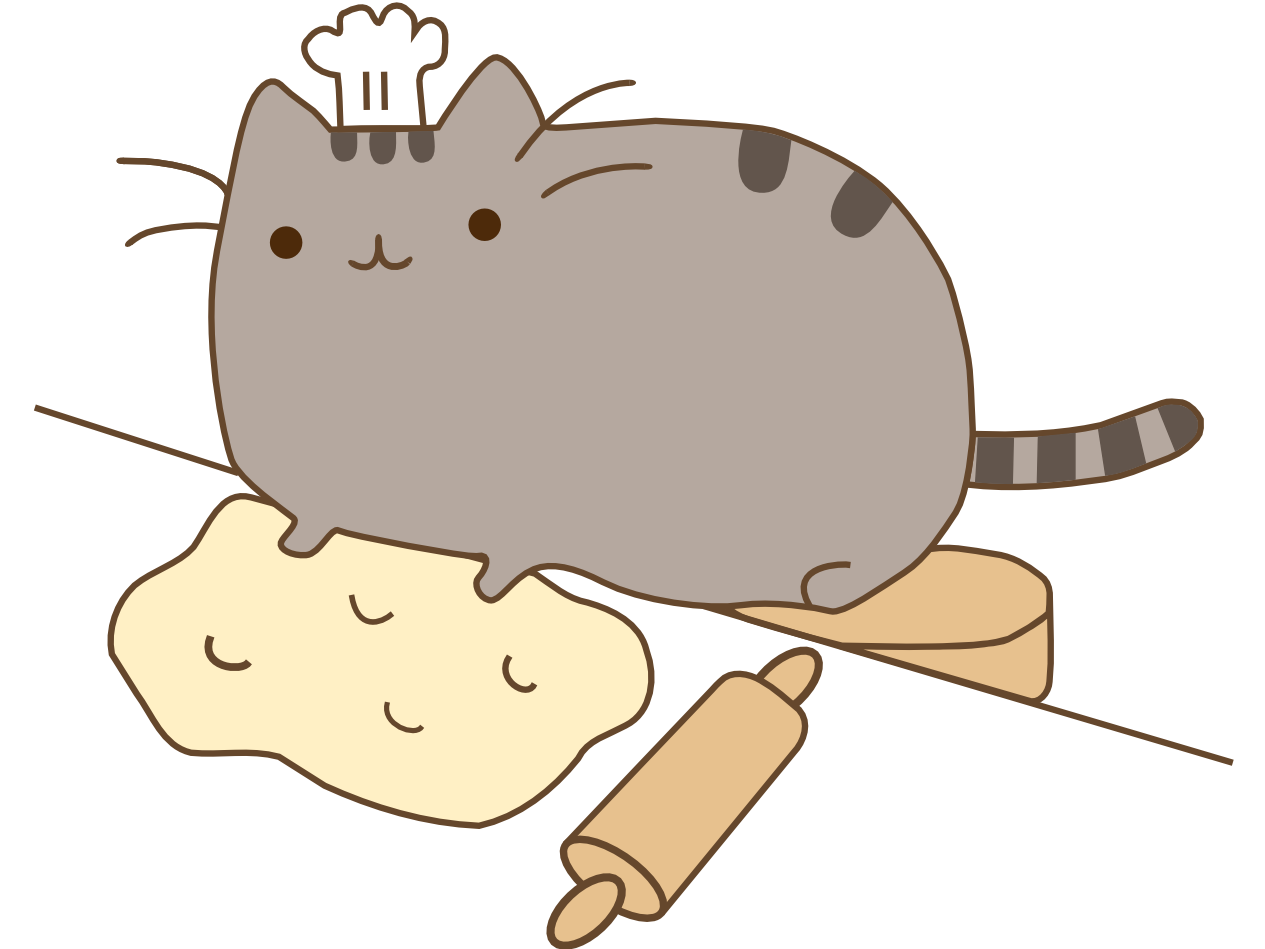 Pusheen The Cat Background Images Pictures   Becuo 1265x949