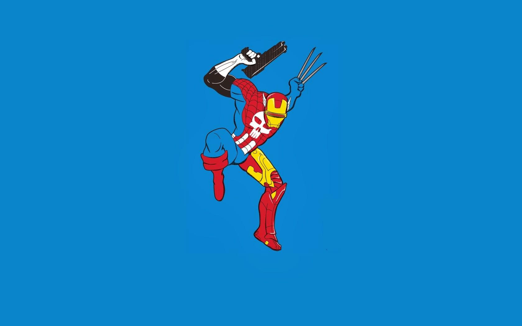 48+ Free Superhero Wallpaper Downloads on WallpaperSafari