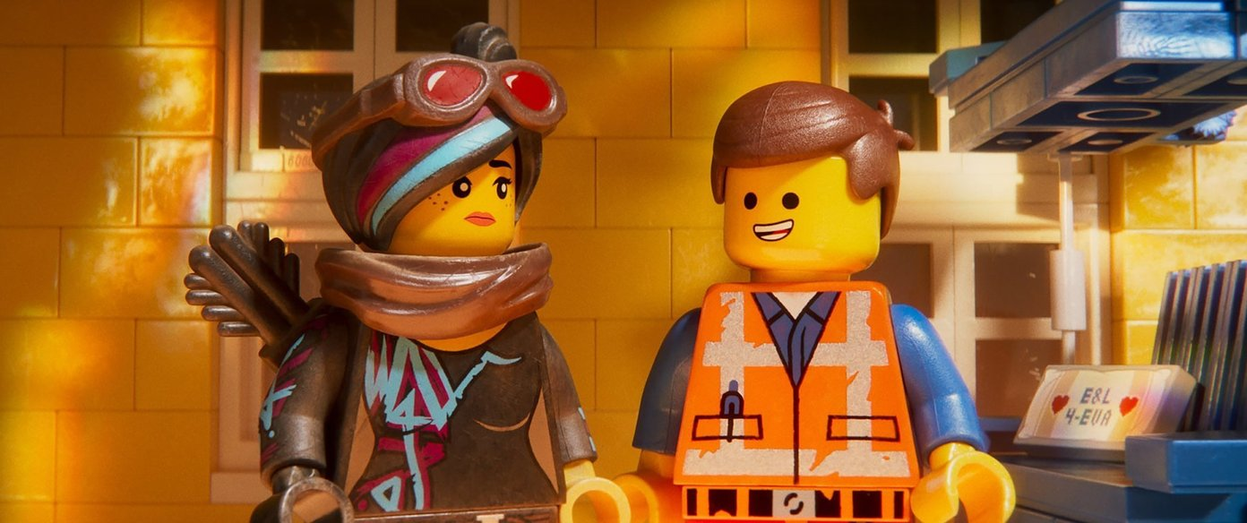9 Best LEGO Movie 2 The Second Part Wallpapers in HD 1392x584
