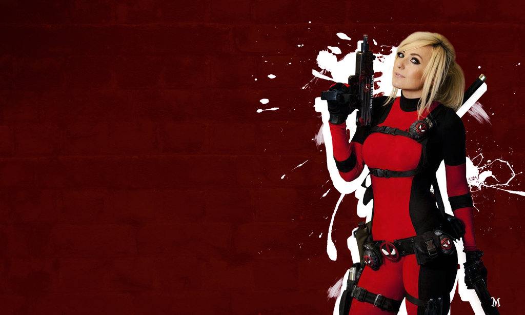 46 Deadpool And Harley Quinn Wallpaper On Wallpapersafari