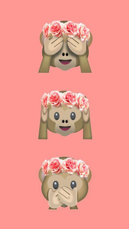 emoji wallpaper by me x 423x750