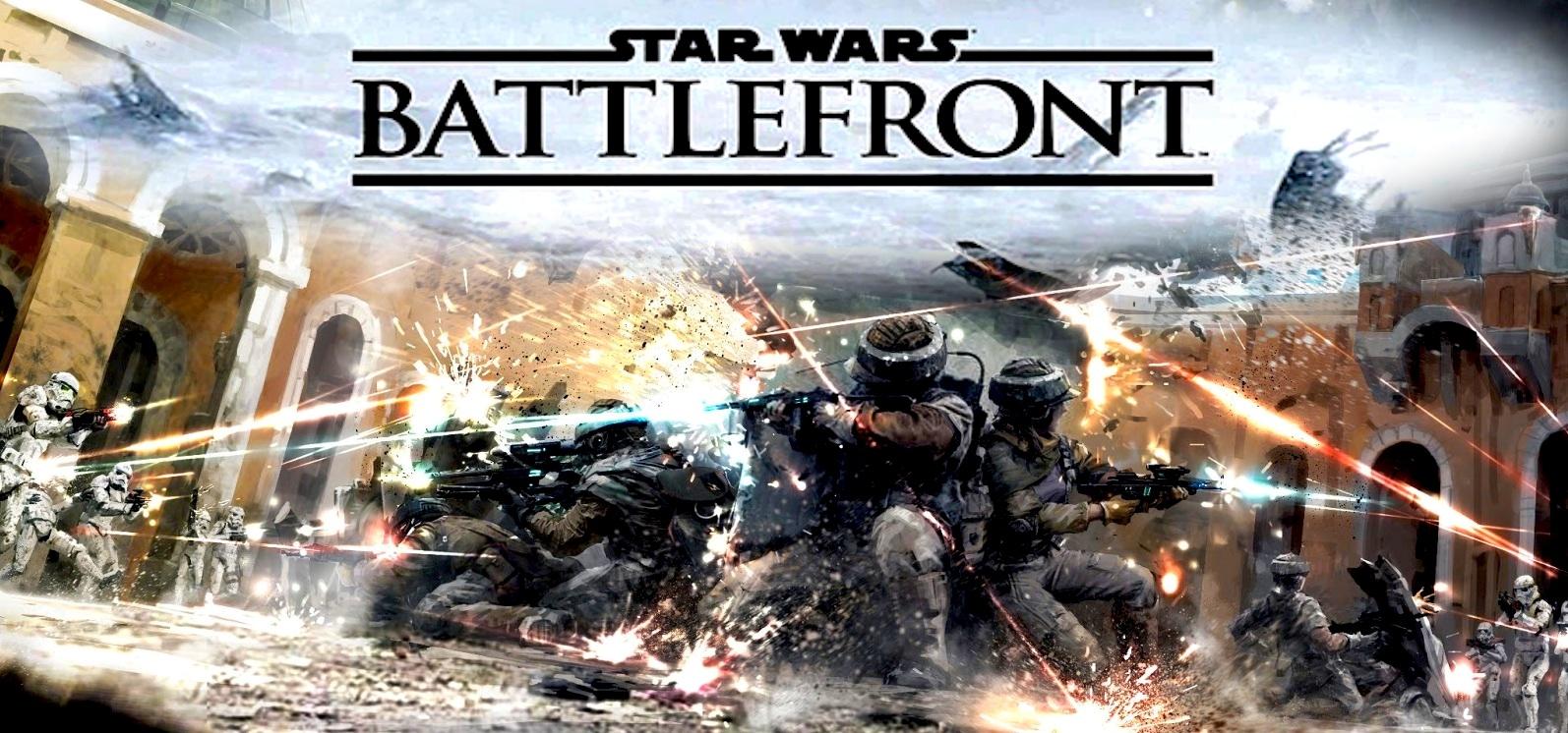 49 Star Wars Battlefront Hd Wallpaper On Wallpapersafari