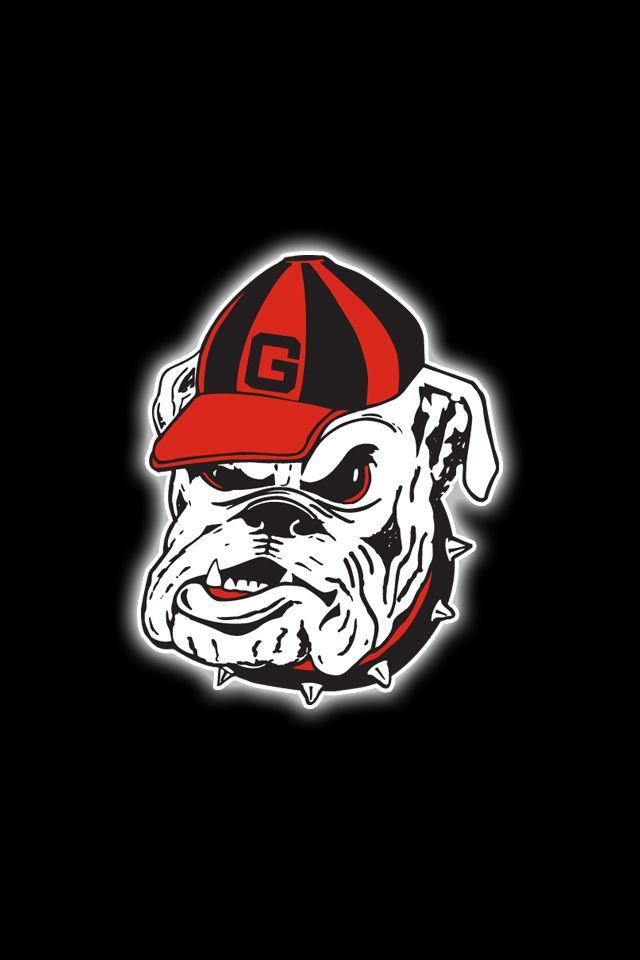 Georgia Bulldogs Wallpaper for iPhone - WallpaperSafari