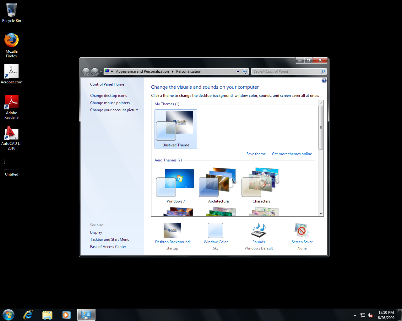 download Wallpaper via Group Policy and Windows 7 [1280x1024 1280x1024