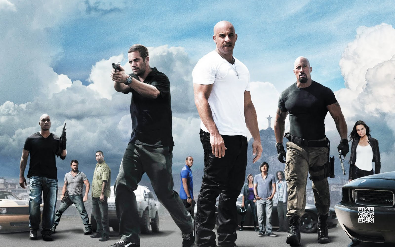 Fast And Furious 5 Wallpapers HD Wallpapers Desktop 1600x1000
