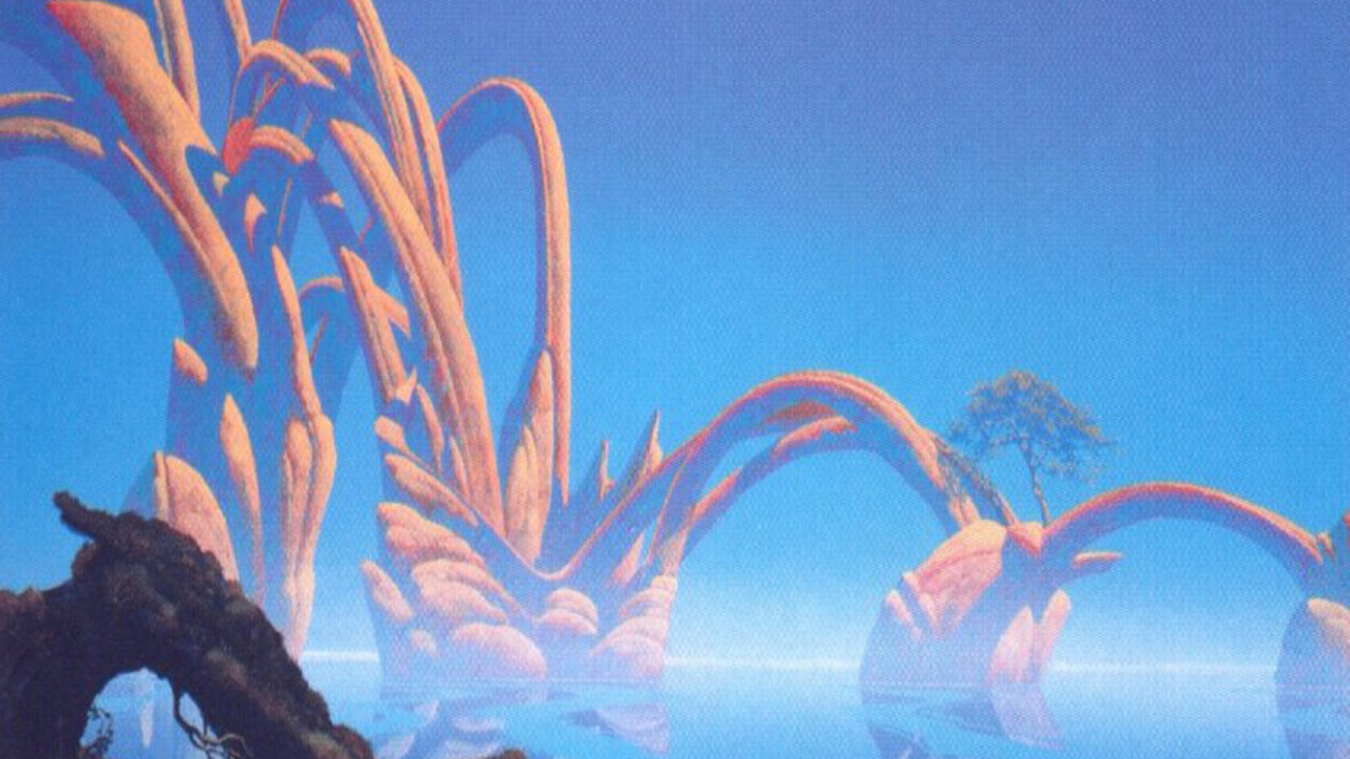Free Download Roger Dean 1200x900 1920x1080 For Your Desktop