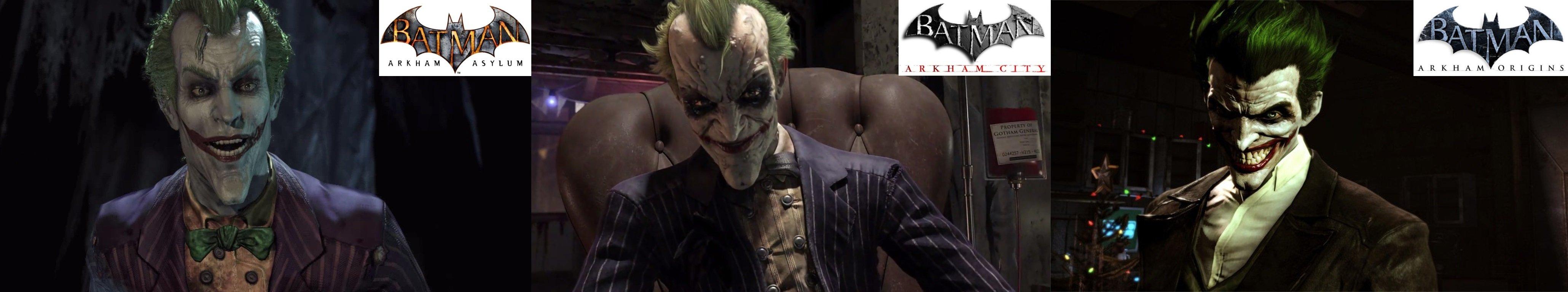 Joker Arkham Asylum Wallpaper - WallpaperSafari