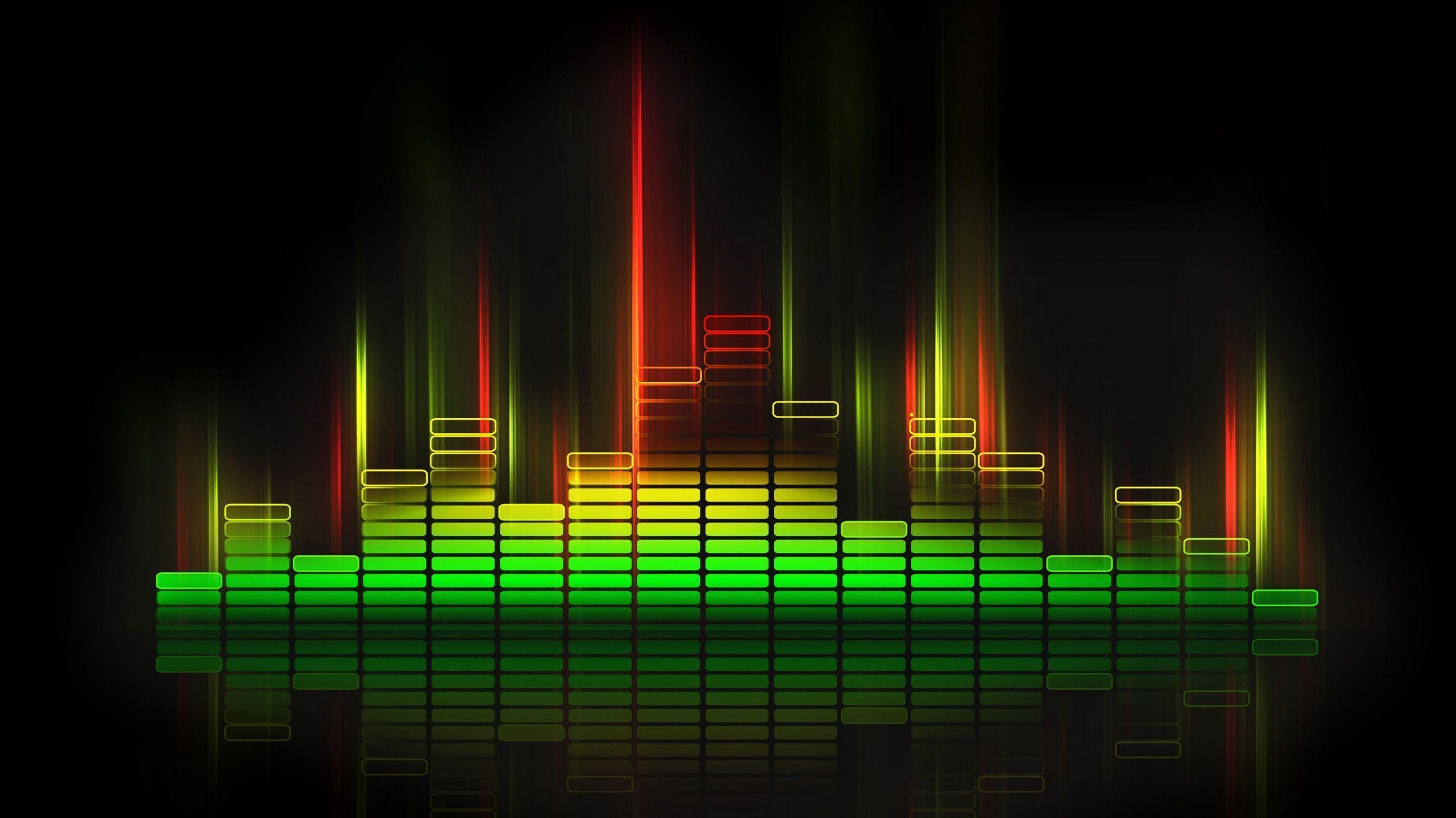 Sound Wave Wallpapers 2560x1440