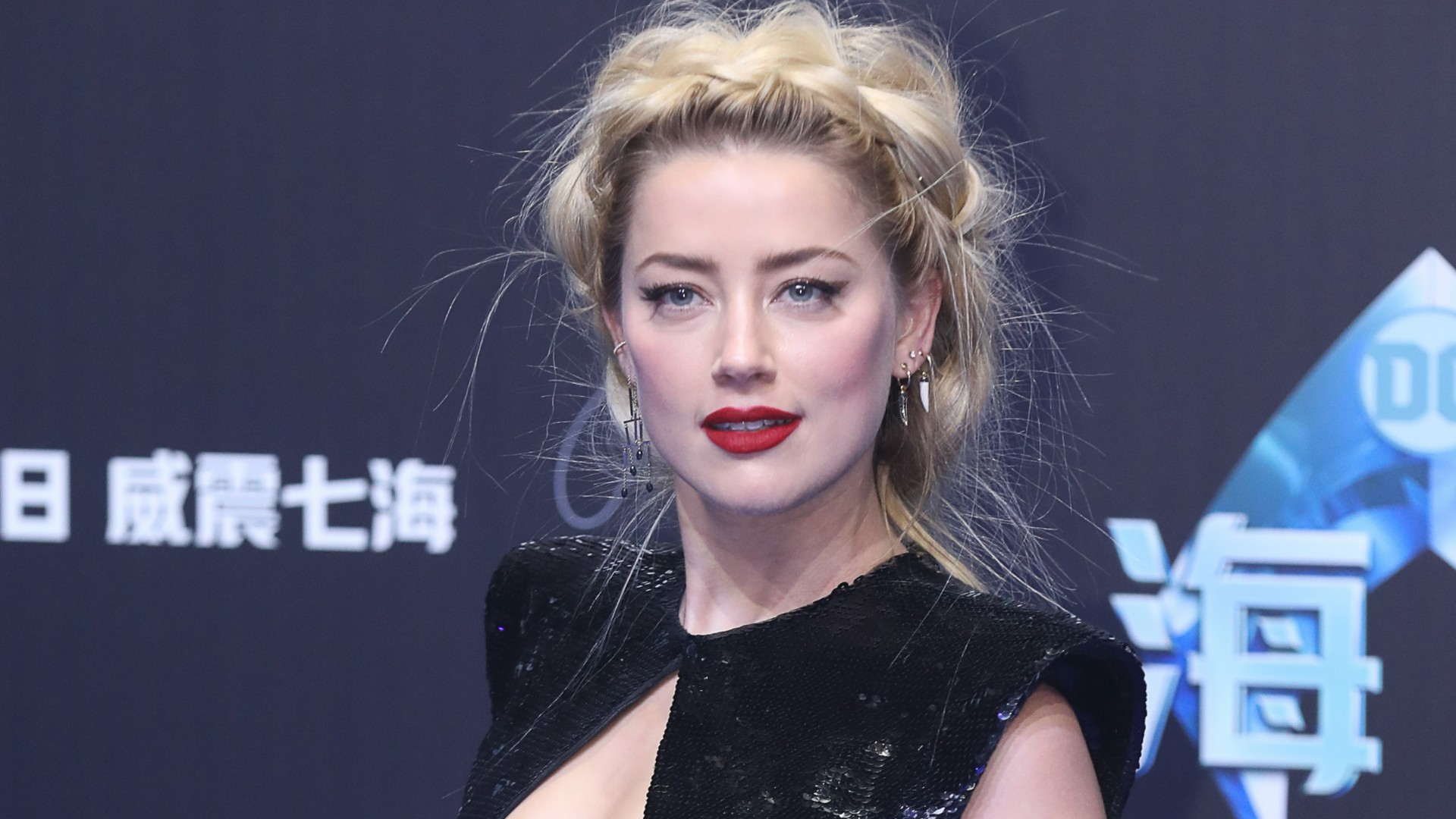 Amber Heard Discusses Her Divorce Being a Survivor in New 1920x1080