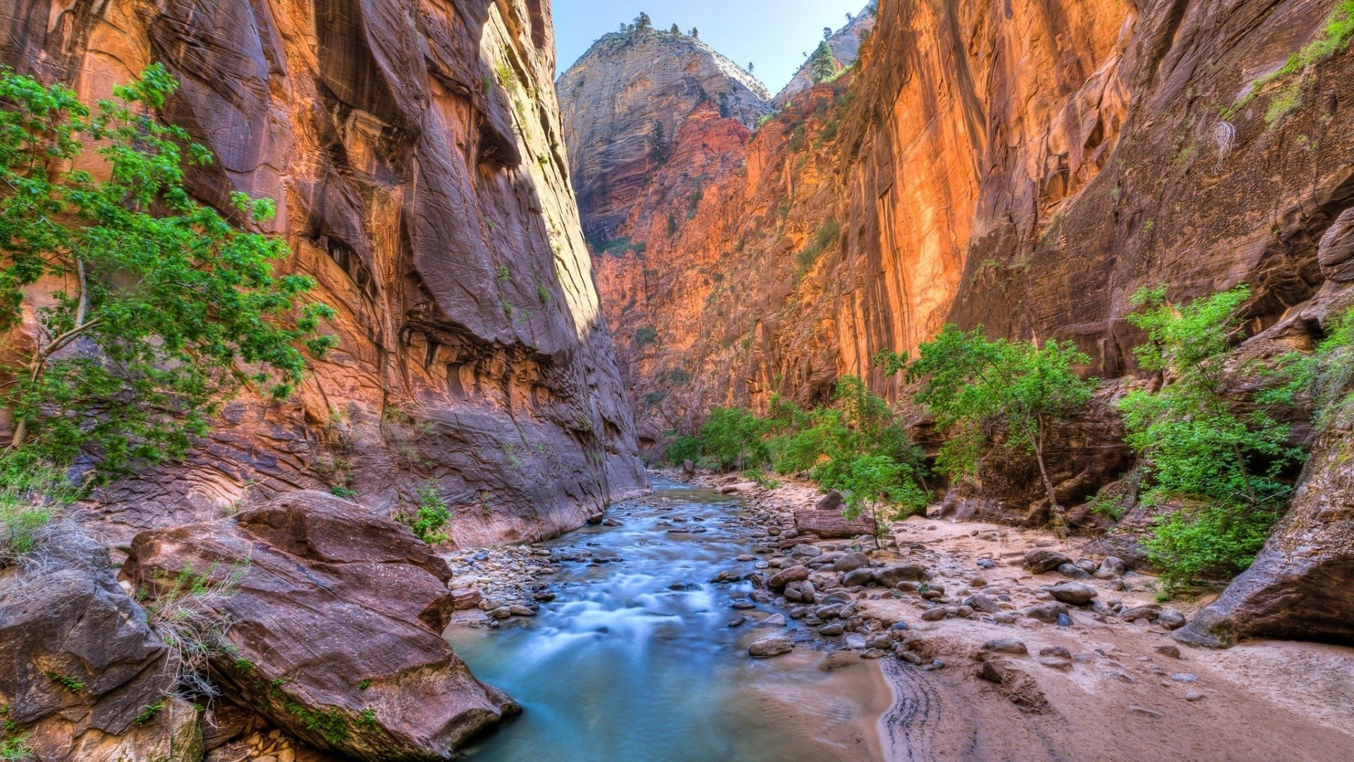 Zion National Park HD Wallpaper Zion National Park Wallpapers for 1920x1080