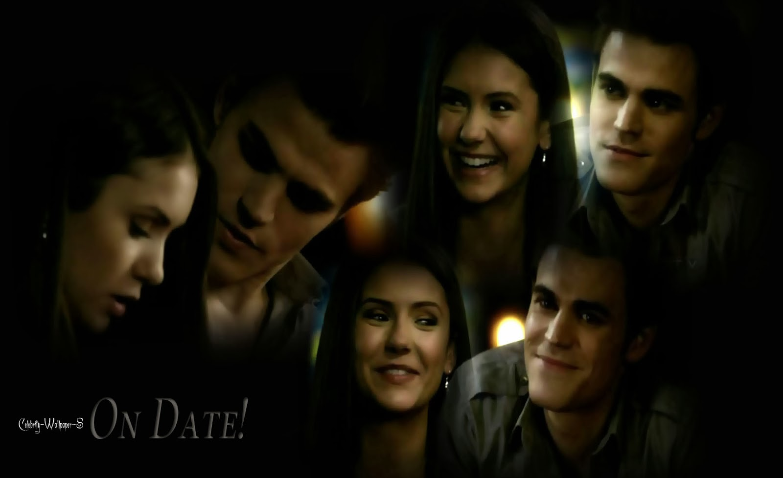Celebrity Wallpapers The Vampire Diaries Wallpaper HD Stelena 1600x978