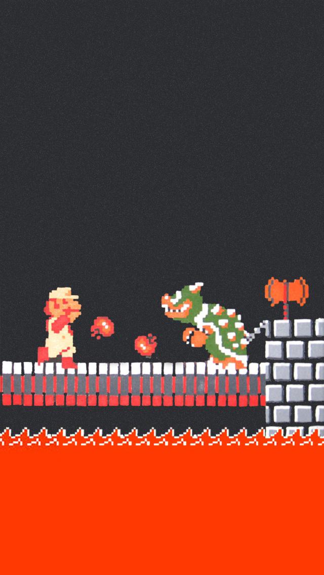 50 Nintendo Iphone Wallpaper On Wallpapersafari