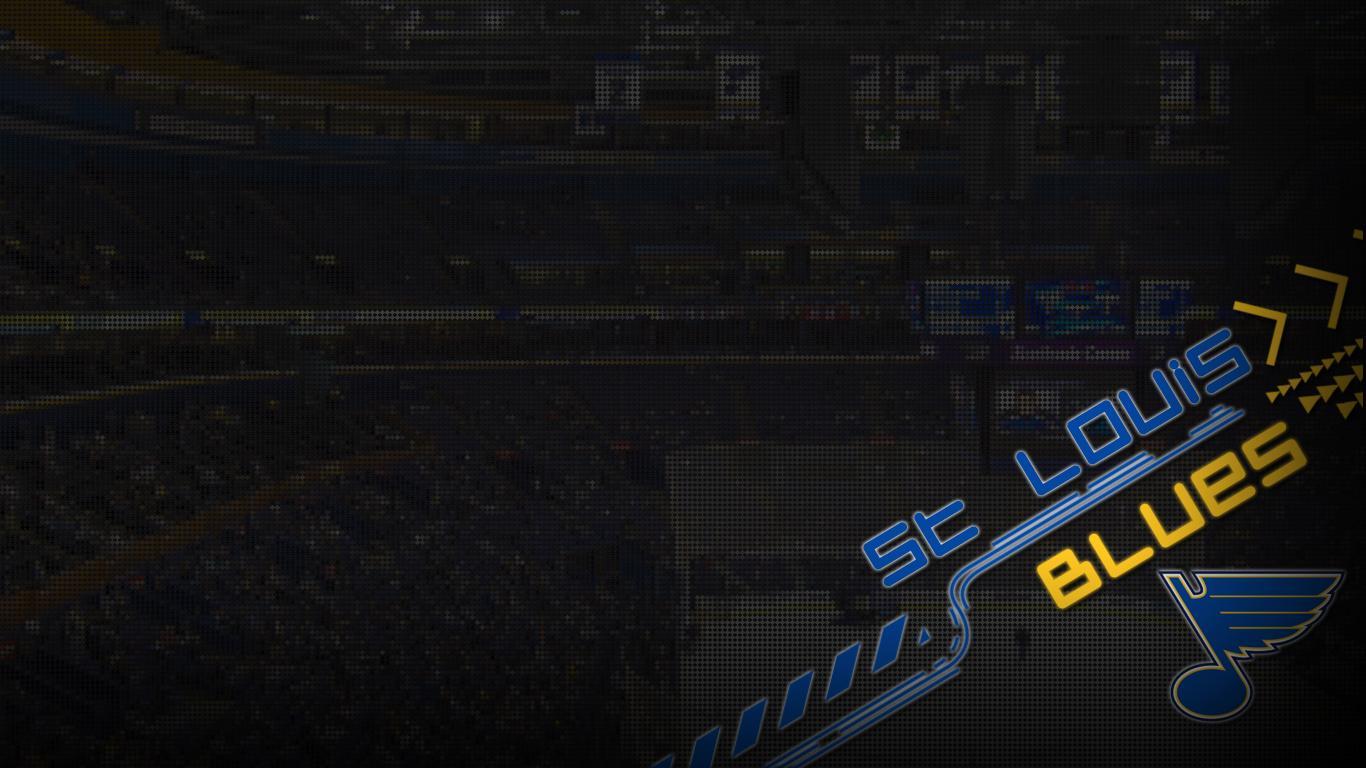 St Louis Blues Hockey Wallpapers 1366x768