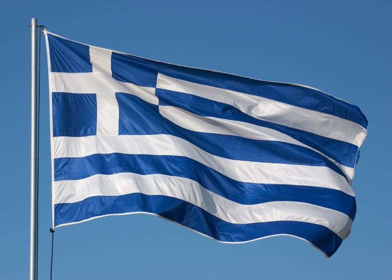 Greek Flag 800x571