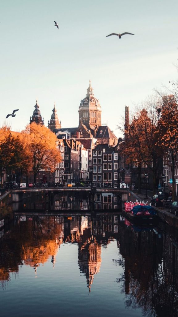 15 Beautiful Amsterdam iPhone Wallpapers To Inspire Your 576x1024