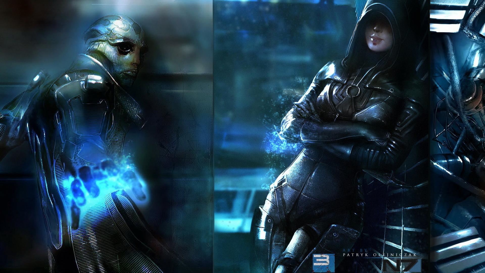 Mass Effect Desktop Backgrounds: Mass Effect 3 Wallpapers