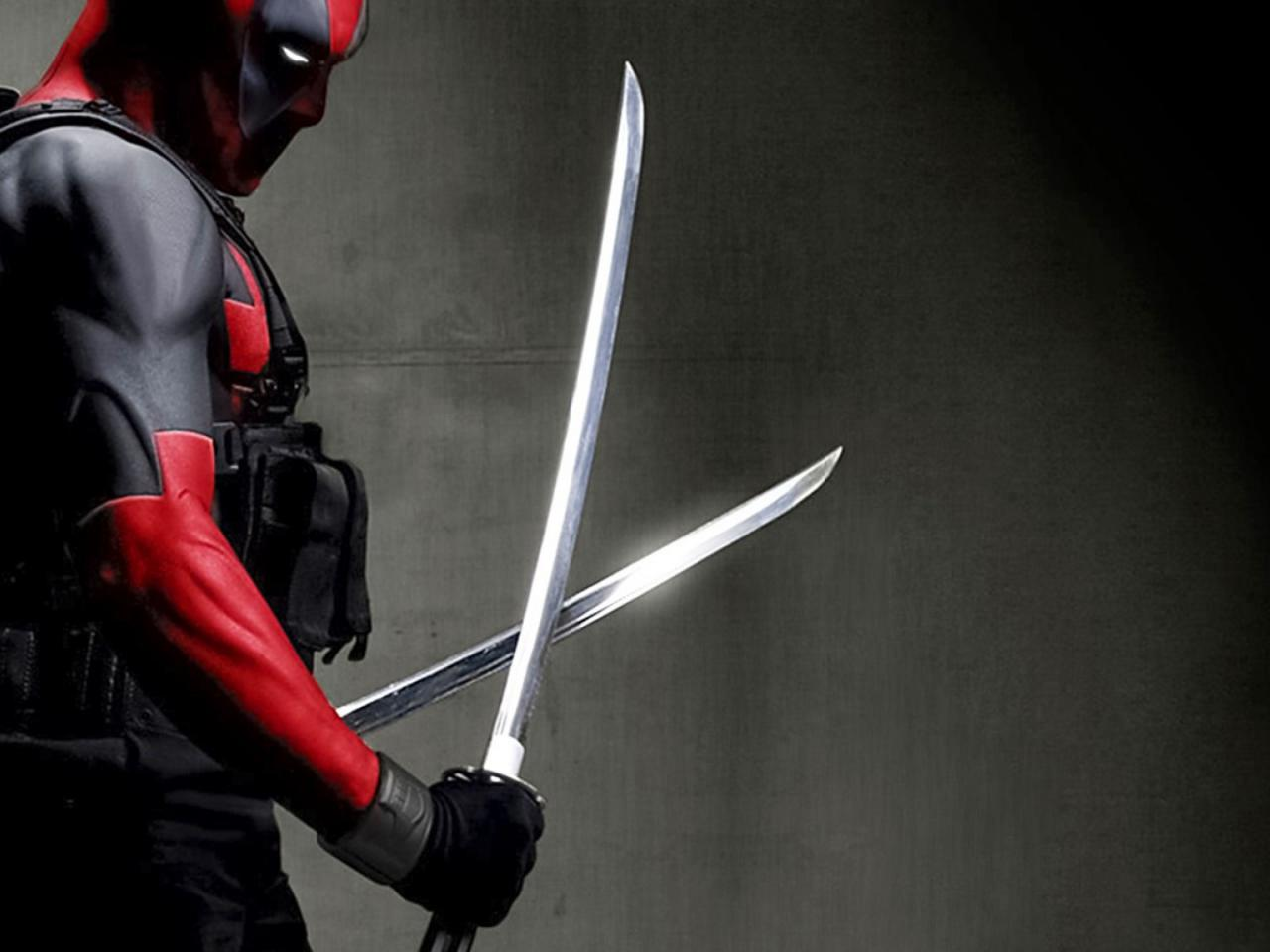 Cool Wallpapers 1920x1080 with Deadpool Character HD Wallpapers for 1280x960