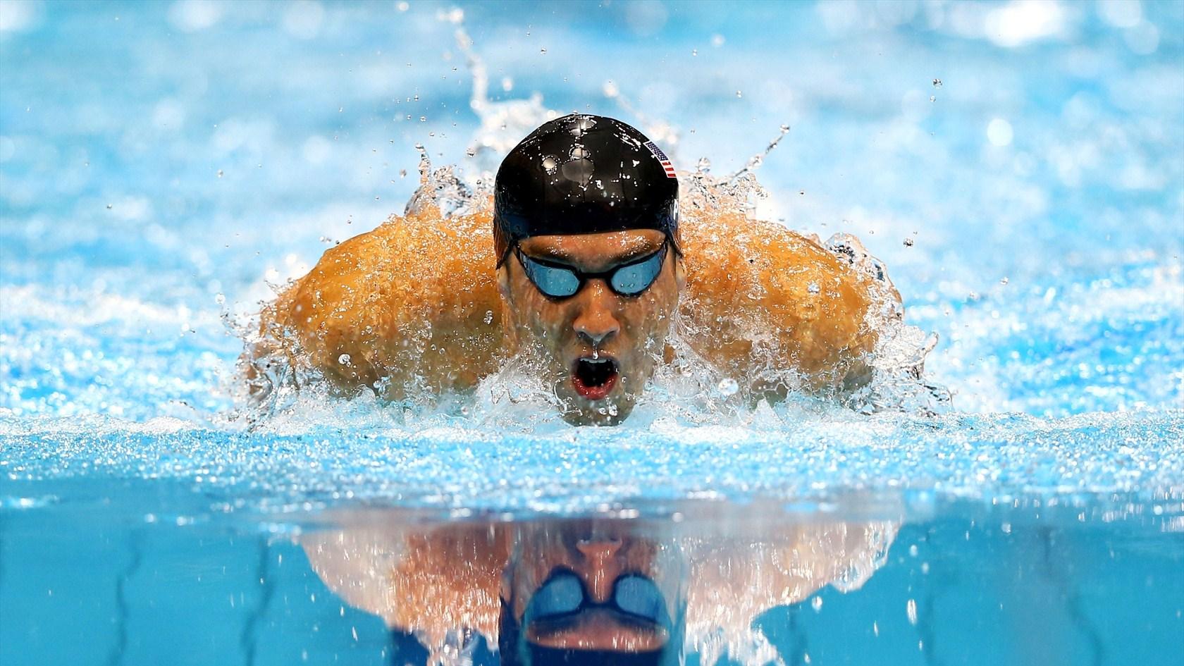 44 Hd Swimming Wallpaper On Wallpapersafari