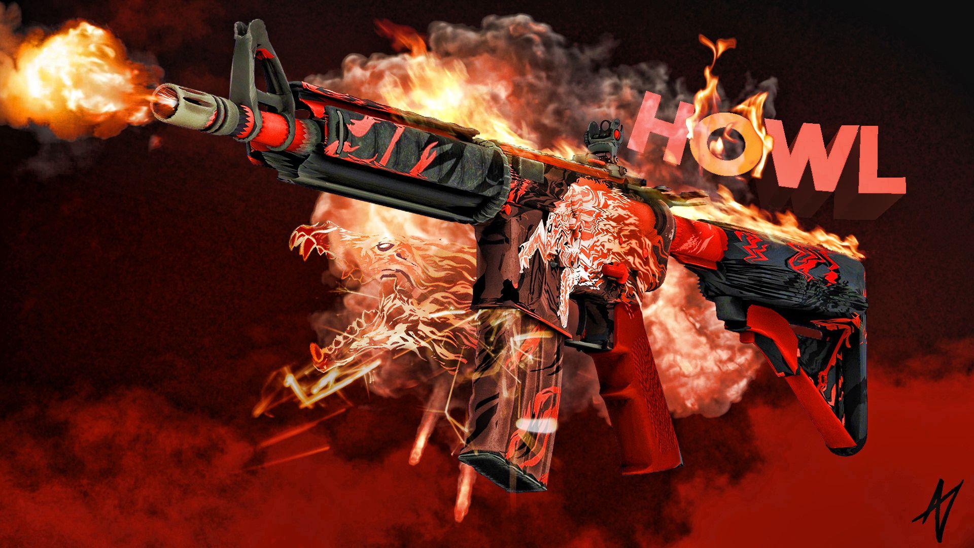 Howl CS GO Wallpapers   Top Howl CS GO Backgrounds 1920x1080