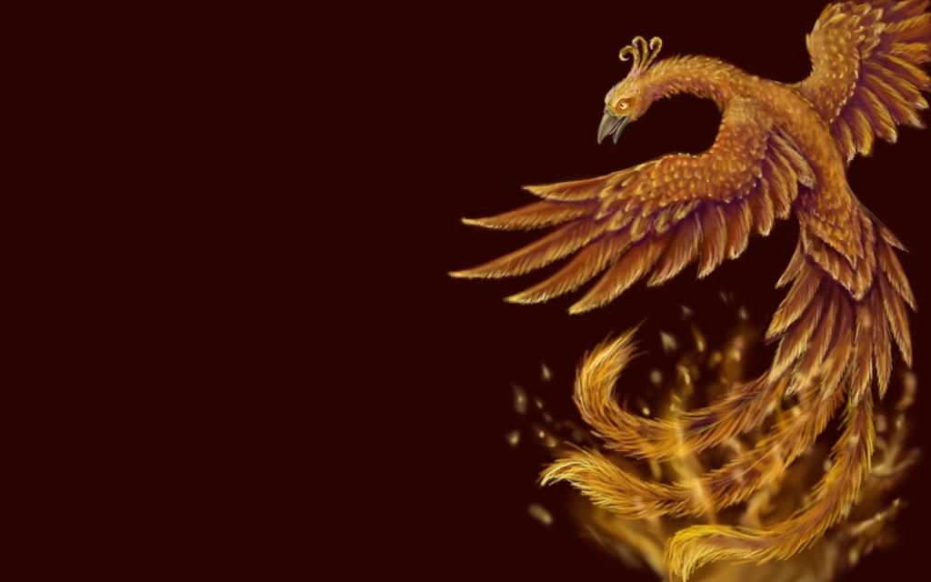 Phoenix Wallpaper Background Theme Desktop 1024x640
