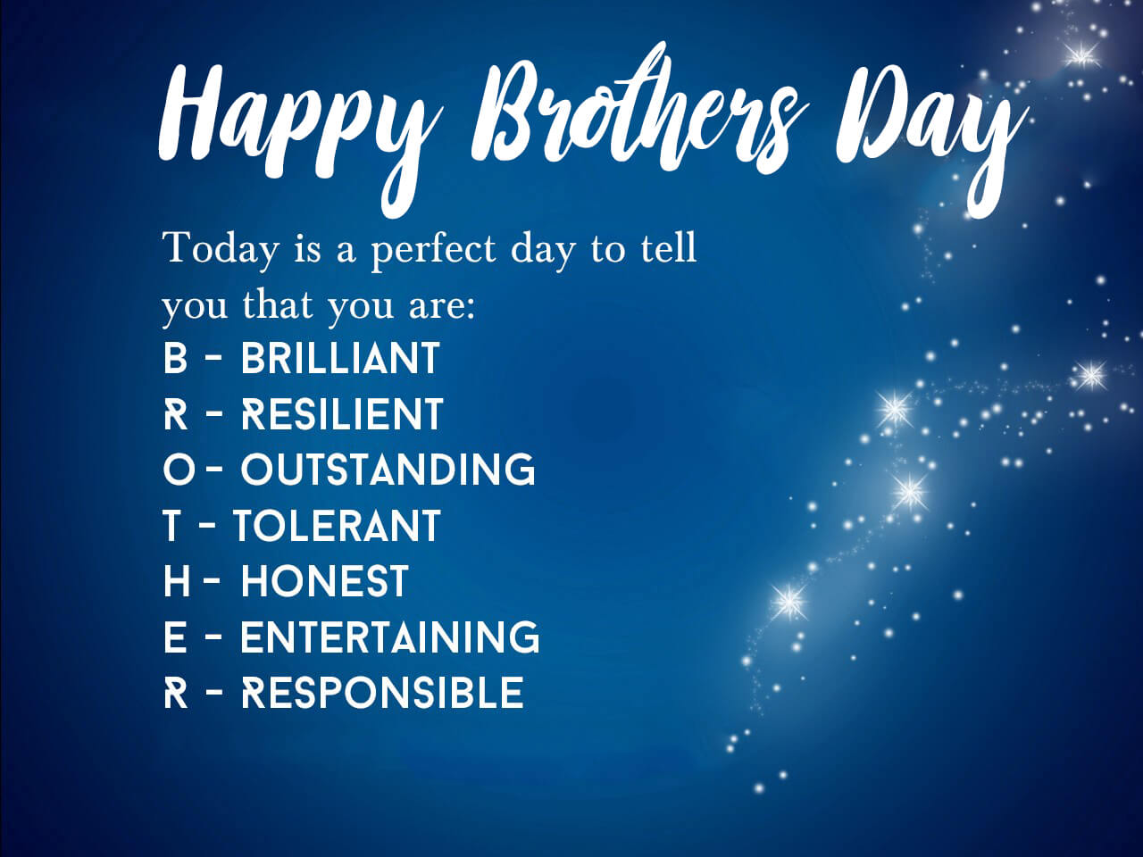 Happy Brothers Day Wishes Greetings Expansion Text Image 1280x960