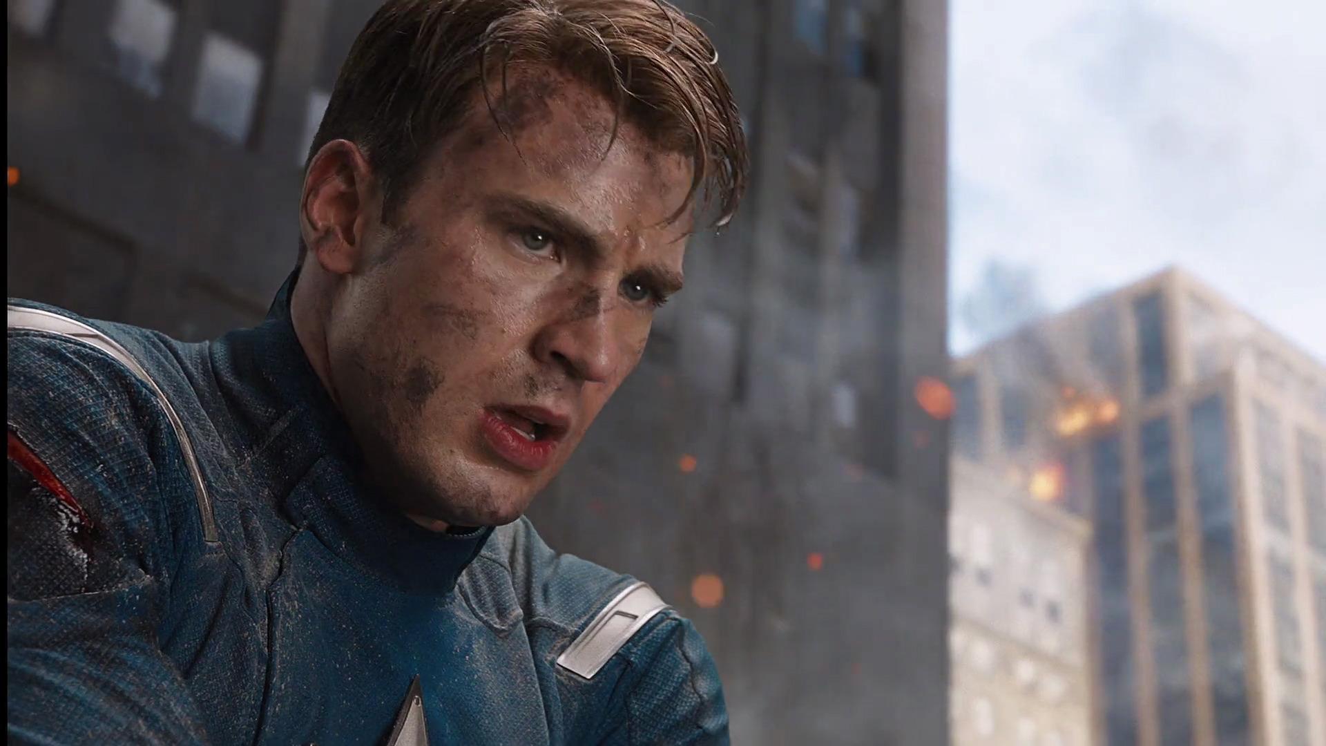Random images Steve Rogers Captain America Scene HD 1920x1080