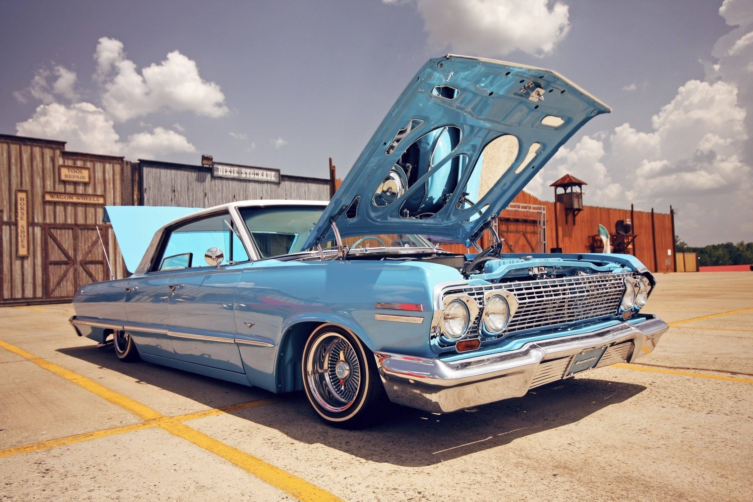 Lowrider Car Wallpapers 2560x1707