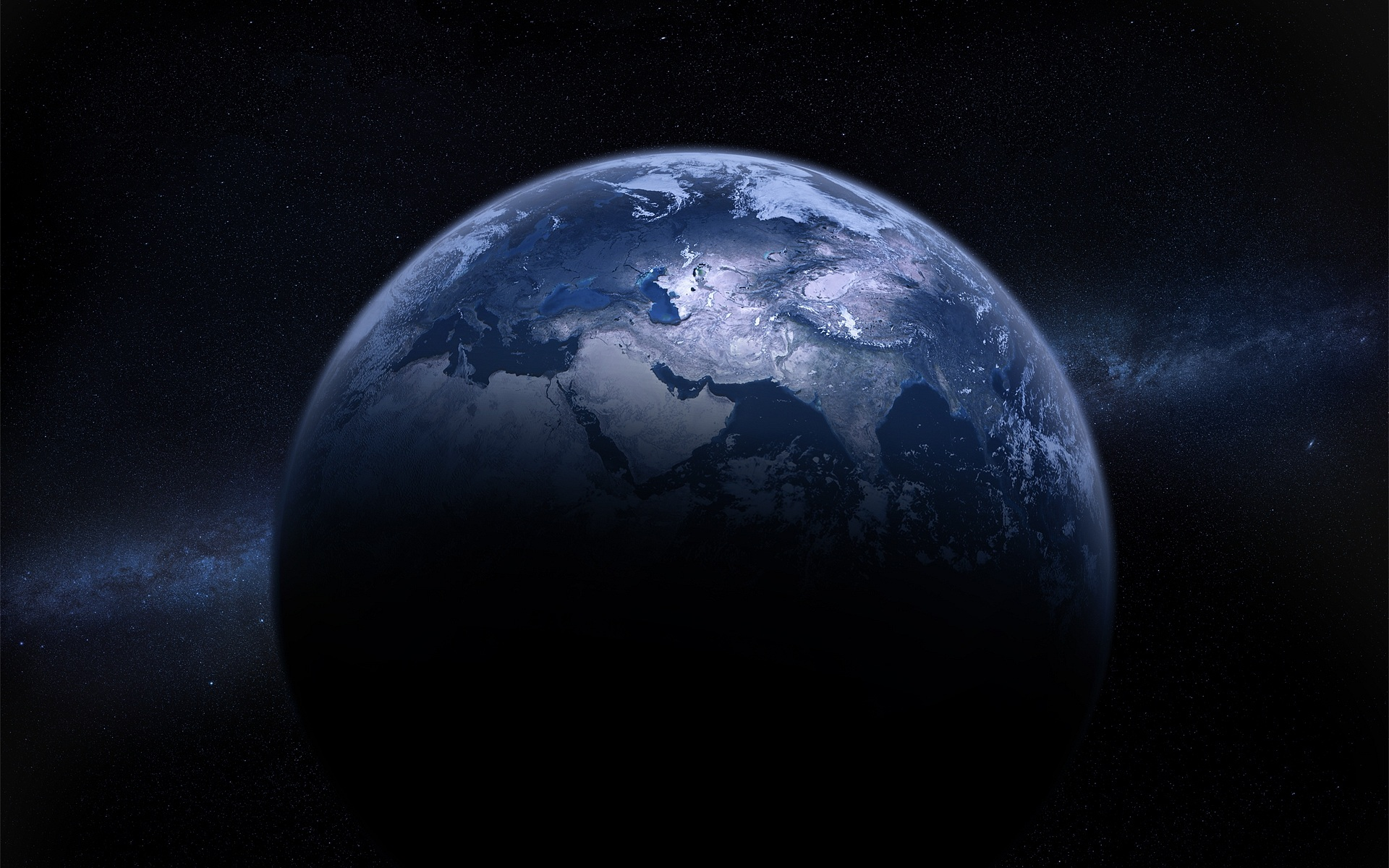 Earth From Space Wallpaper 1920x1200 Earth, From Space