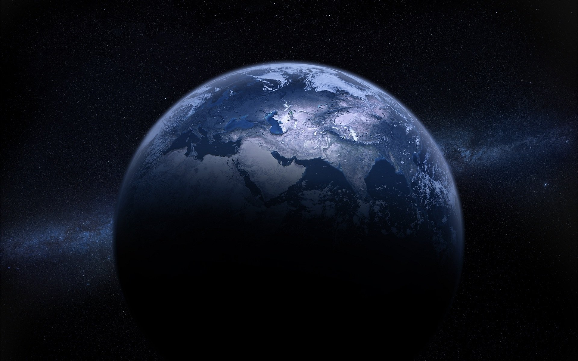Earth From Space Wallpaper 1920x1200 Earth From Space 1920x1200