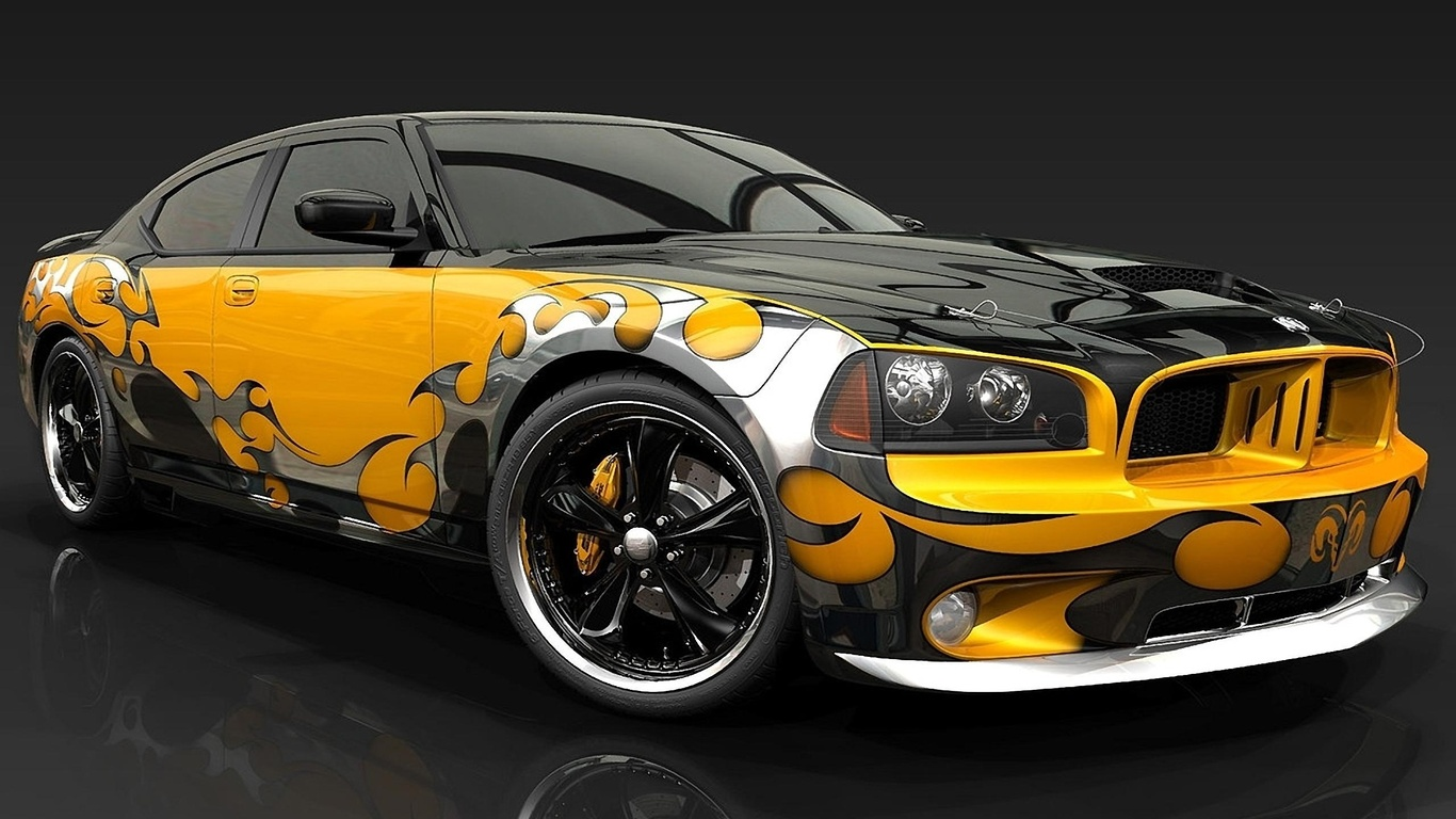 cool muscle cars wallpaper 3727 hd wallpapersjpg 1366x768