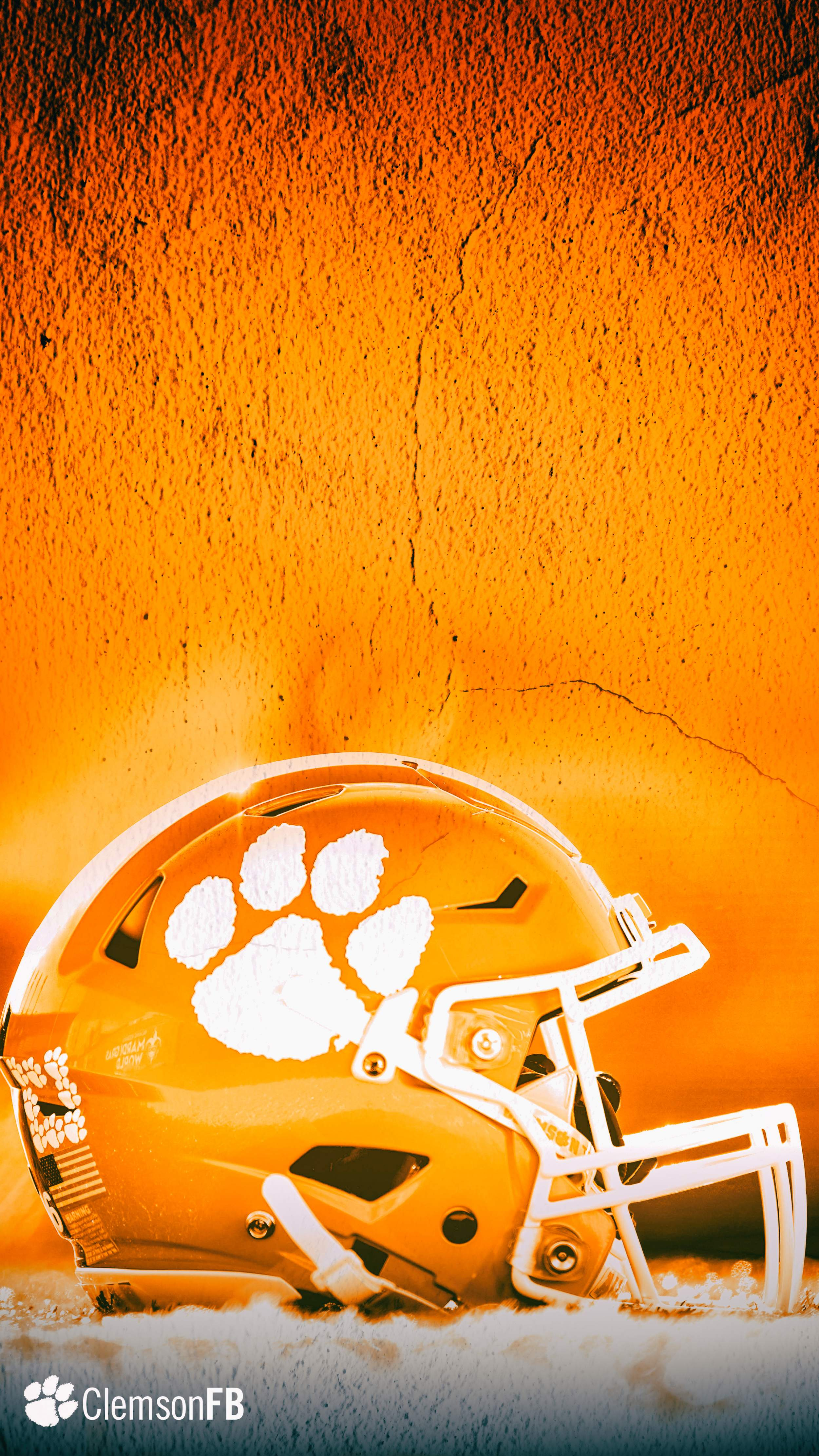 Phone Wallpapers Clemson Tigers Official Athletics Site 2500x4444
