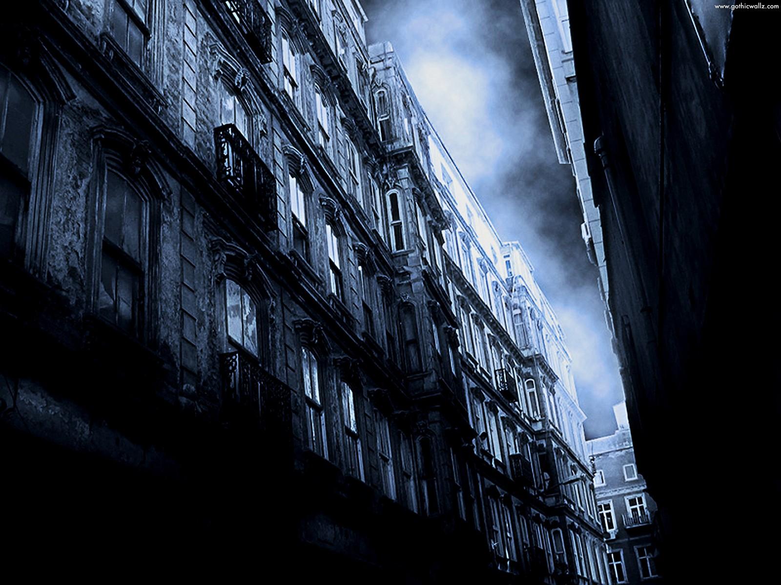 Dark Gothic City Wallpaper HD 154 3161 Wallpaper High Resolution 1600x1200