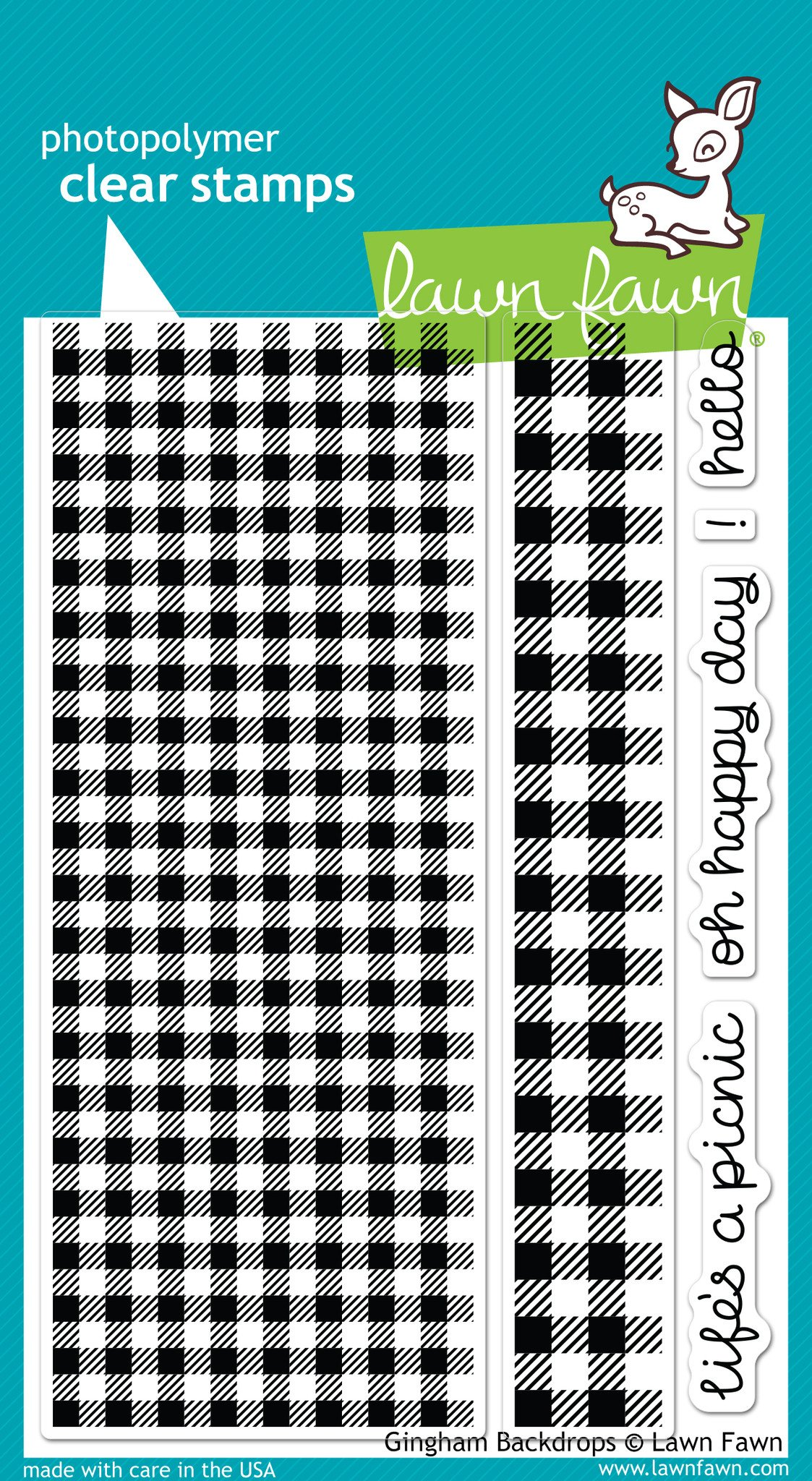 gingham backdrops Lawn Fawn 1123x2048