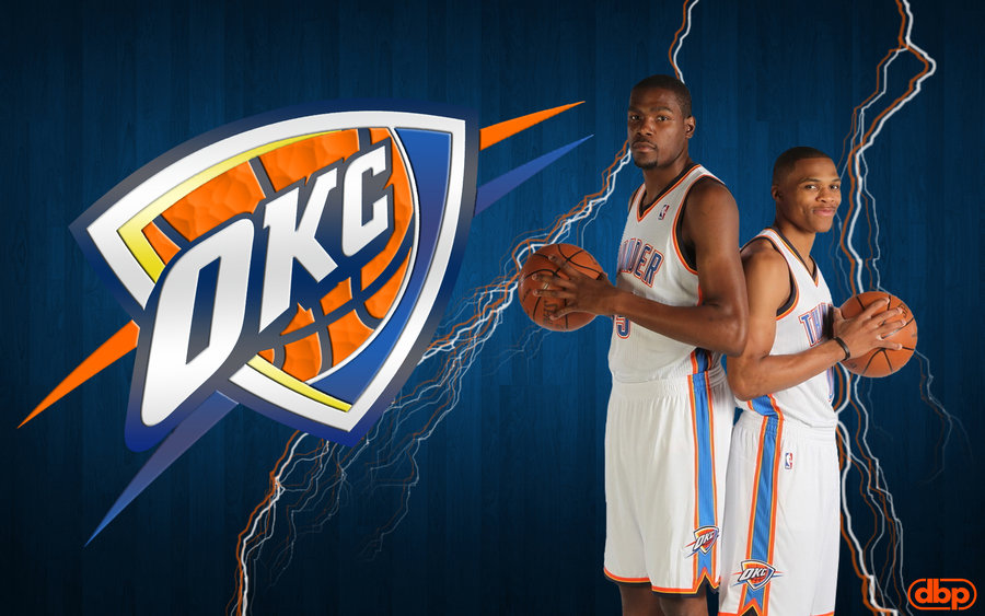 Durant and Westbrook by danielboveportillo 900x563