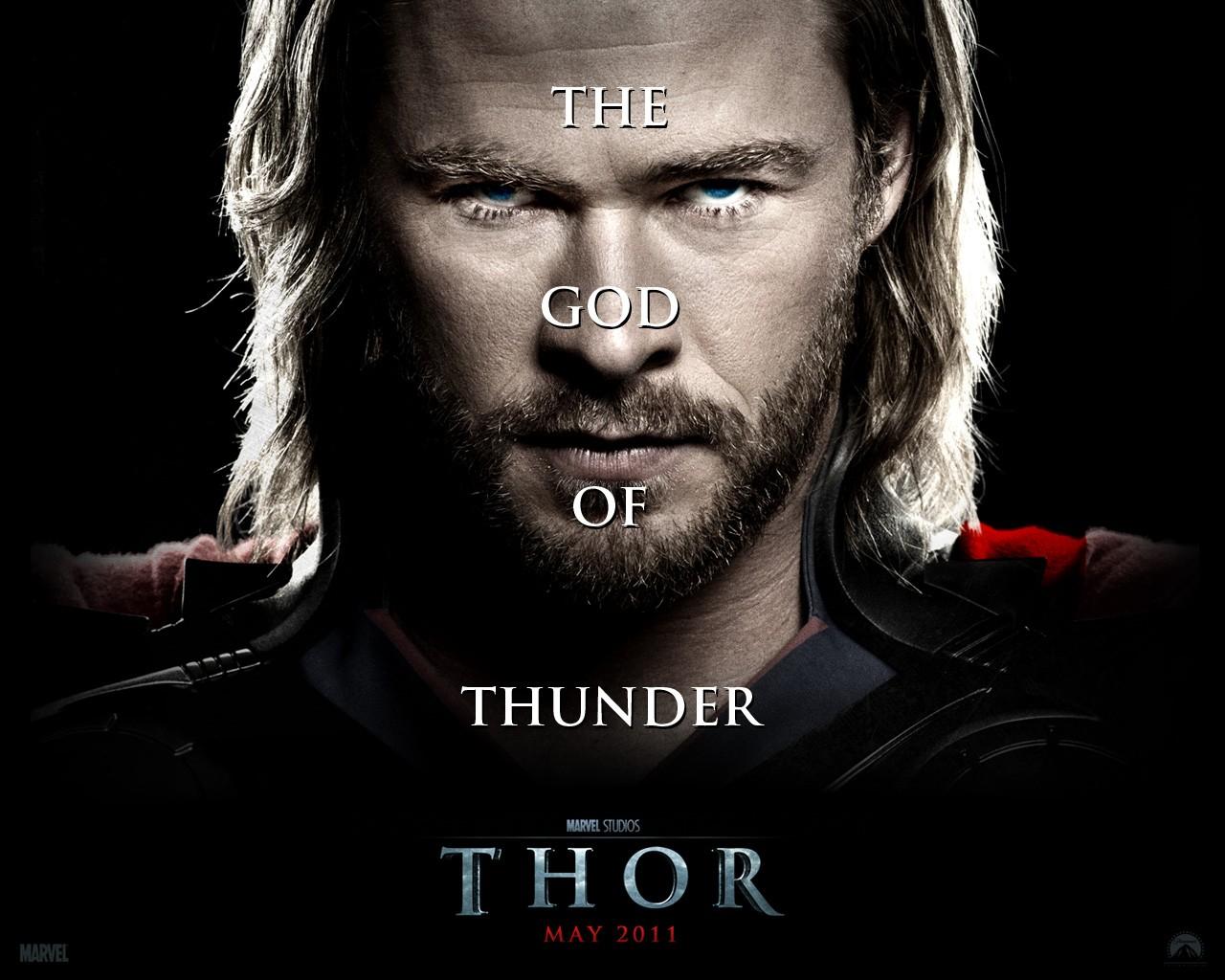 Thor 2011 American fantasy adventure films Films 1280x1024
