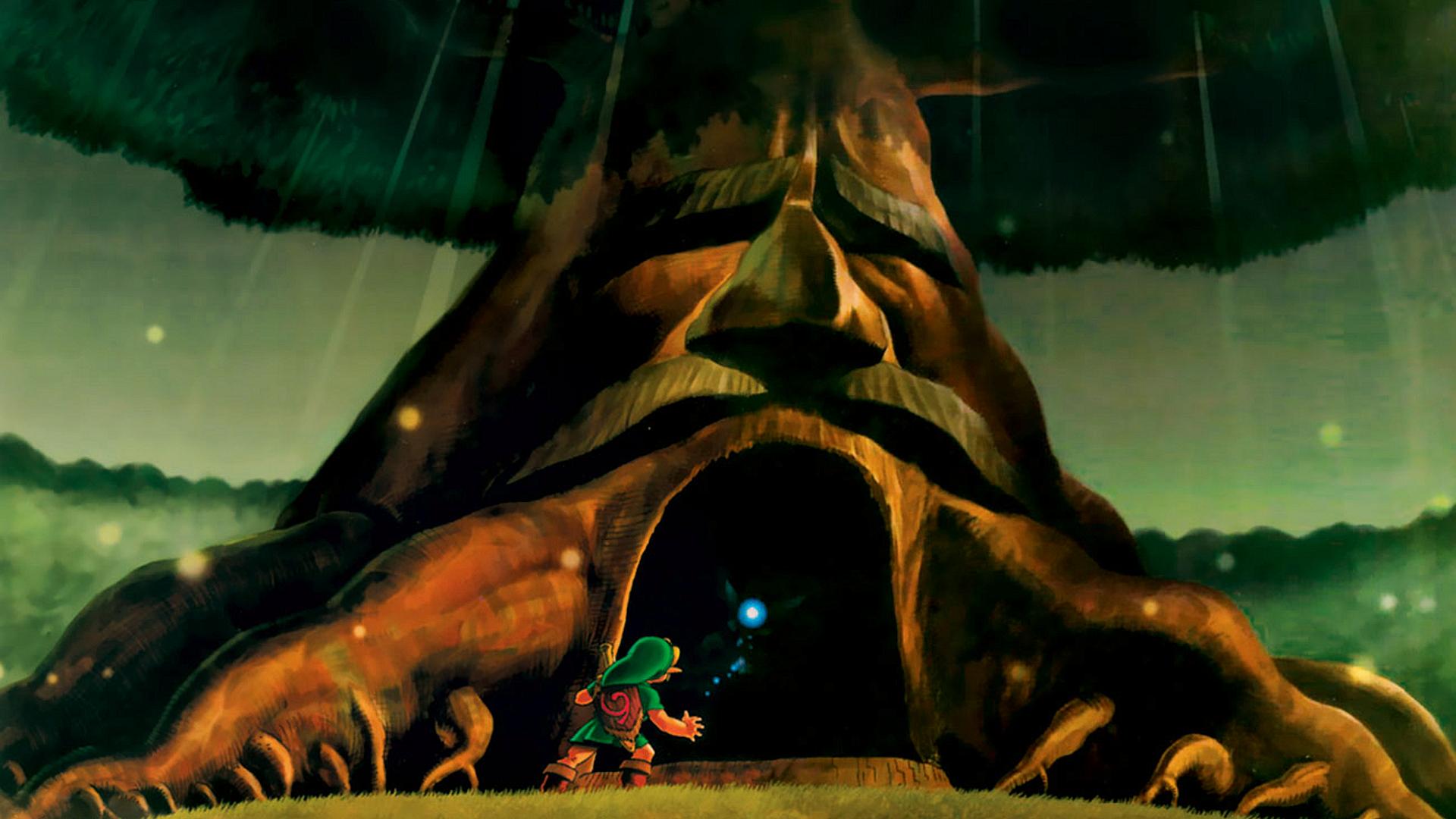 Legend Of Zelda Ocarina Of Time wallpaper 99880 1920x1080