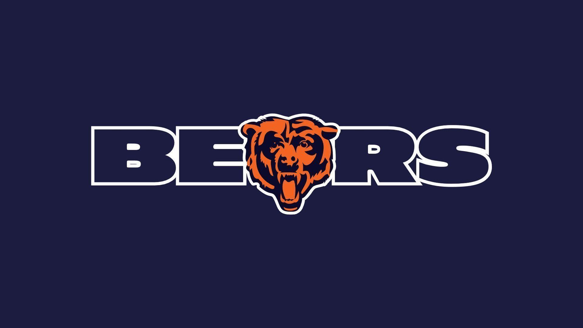 Chicago Bears Desktop Wallpapers   2021 NFL Football Wallpapers 1920x1080