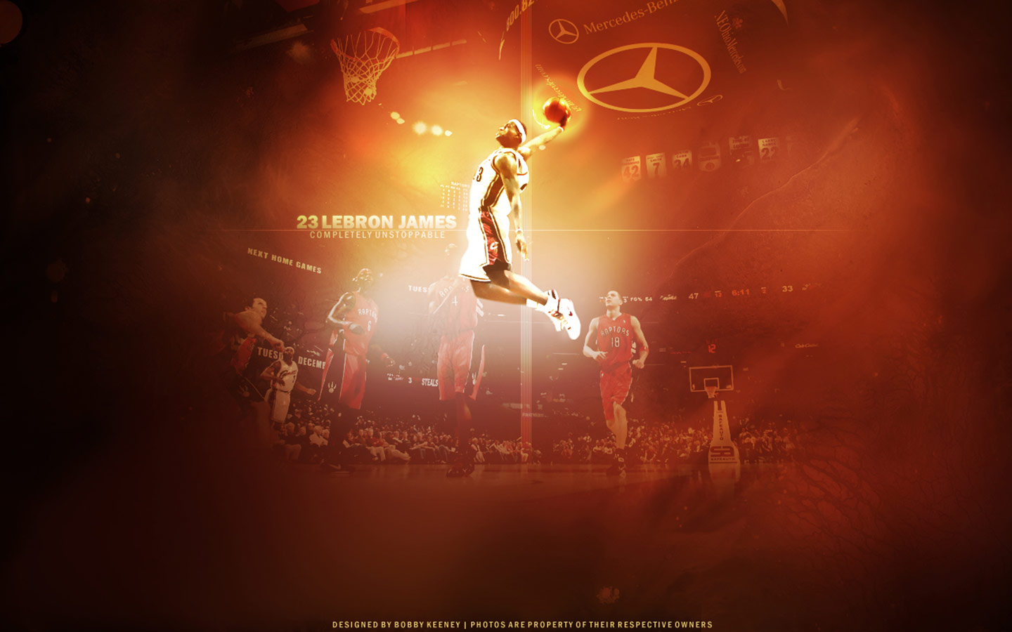 Lebron James Wallpapers HD Best Wallpapers HD 1440x900