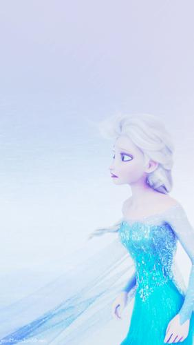 Frozen Phone Wallpaper   Elsa and Anna Photo 38698829 282x500