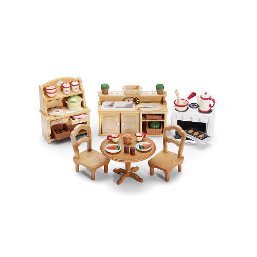 Calico critters deluxe kitchen set  ptru1 6541941dt 500x500