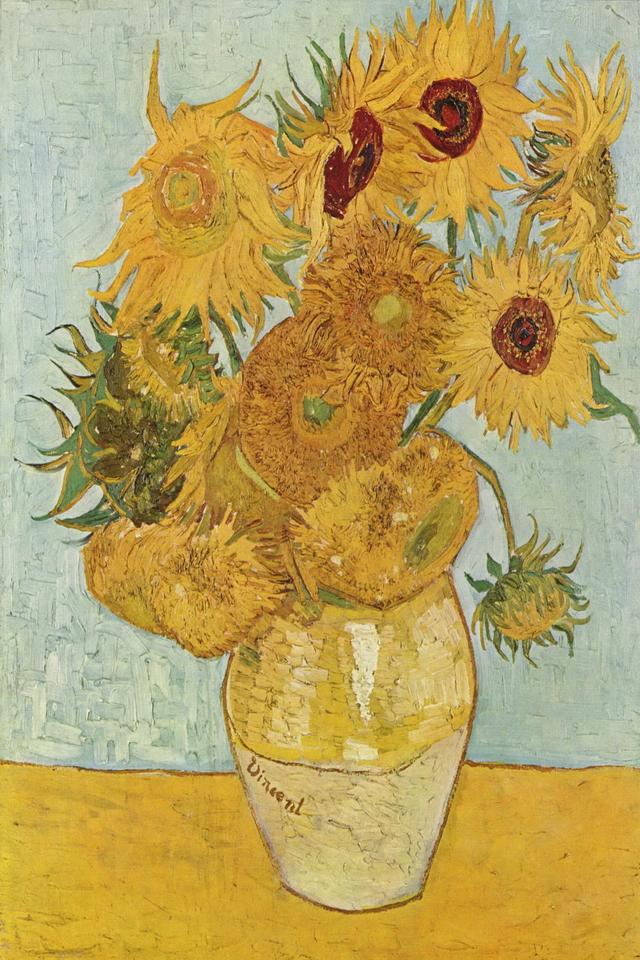 Van Gogh Wallpaper for iPhone - WallpaperSafari
