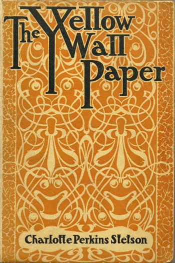 What Does The Wallpaper Symbolize In The Story The Yellow Wallpaper 350x525